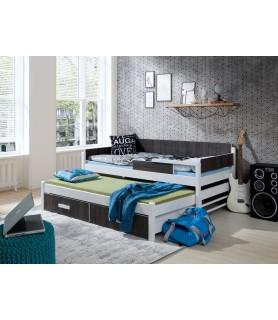 DOIS łóżko 2 osobowe