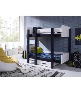 NESTOR łóżko piętrowe