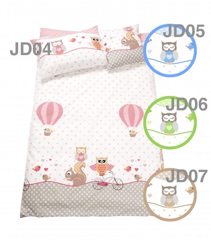 Pościel Junior DOPPIO JD04