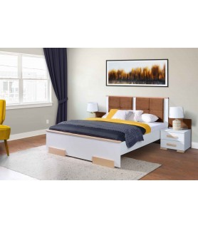 VIGO - łóżko sypialniane