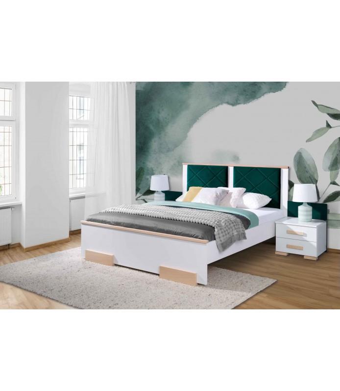 ZAFRA - łóżko sypialniane