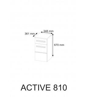 Szafka niska ACTIVE 810