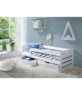 BELLA łóżko 1 osobowe